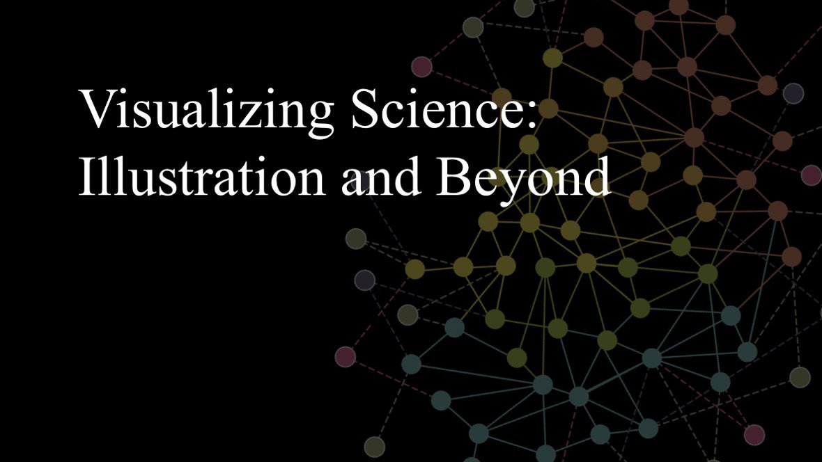 "Plenary cover ""Visualizing Science"""